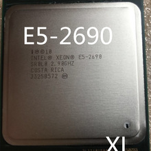 CPU Eight-Core Intel Xeon E5-2690 Processor SROL0 Properly C2