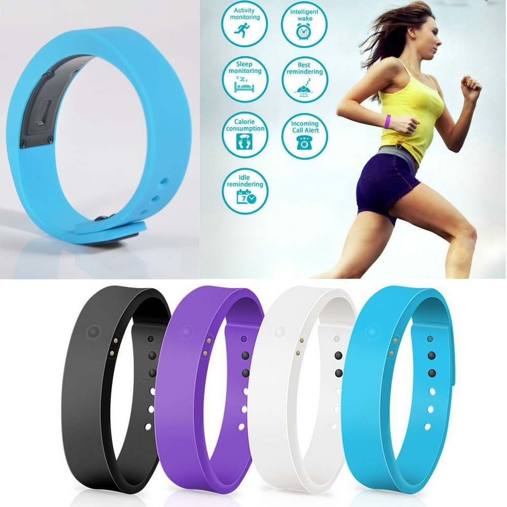 New Smart Bracelet I7 Bluetooth 4 0 Waterproof Wristband Sports Watch Sleep Tracking Health Fitness For Iphone Samsung In Wristbands From Consumer