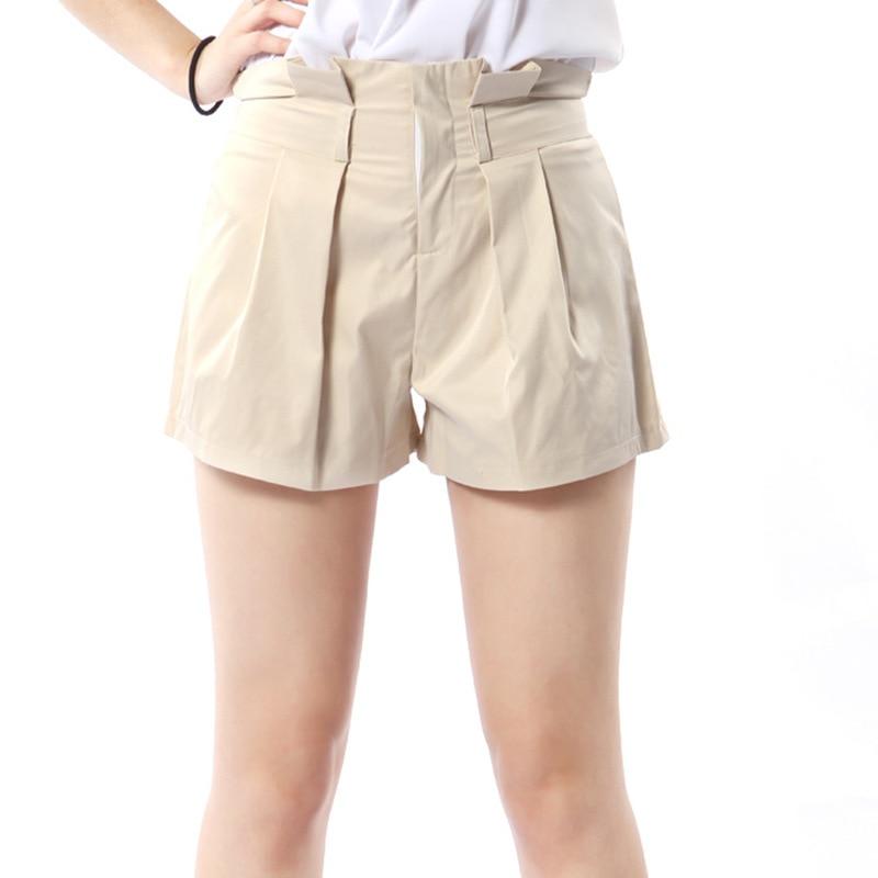 Women Khaki Shorts Promotion-Shop for Promotional Women Khaki ...