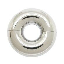 6mm a 12 millimetri di spessore 316L corpo in acciaio inox piercing gioielli anello segmento tribale sogno anello per l'uomo genitale piercing anelli