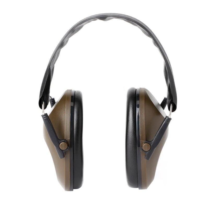Foldable Hearing Protection Shooting Sports Ear Muffs Noise Cancelling EarmuffFoldable Hearing Protection Shooting Sports Ear Muffs Noise Cancelling Earmuff