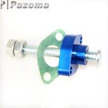 ATV CNC синий CRU ручной кулачок натяжитель цепи синхронизации для Kawasaki Street Bn 125 Eliminator En 450 454 Ltd 500 Vulcan Er 500 Er-5