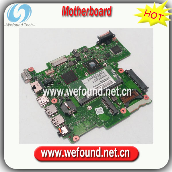 ФОТО 100% Working Laptop Motherboard for toshiba NB510 V000268060 Series Mainboard,System Board