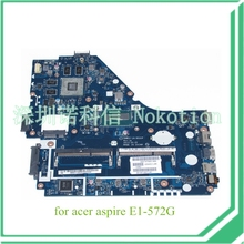 NOKOTION V5WE2 LA-9531P REV 1A NBMFP11005 nb. MFP11.005 для Acer Aspire E1-572G материнская плата для ноутбука Core i5-4200U 8670 м Графика