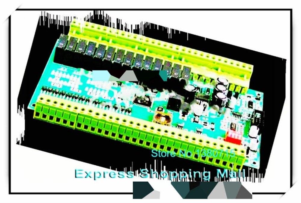 14 entrée 14 relais sortie simple carte PLC CPU224R-3PPI remplacer S7-200 6ES7214-1BD23-0XB0 Support module d'origine + 3PPI