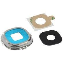 10pcs/lot New Original Back Camera Lens Cover For Samsung Galaxy S4 i9500 i9505 I337 Glass Cover Free Shipping