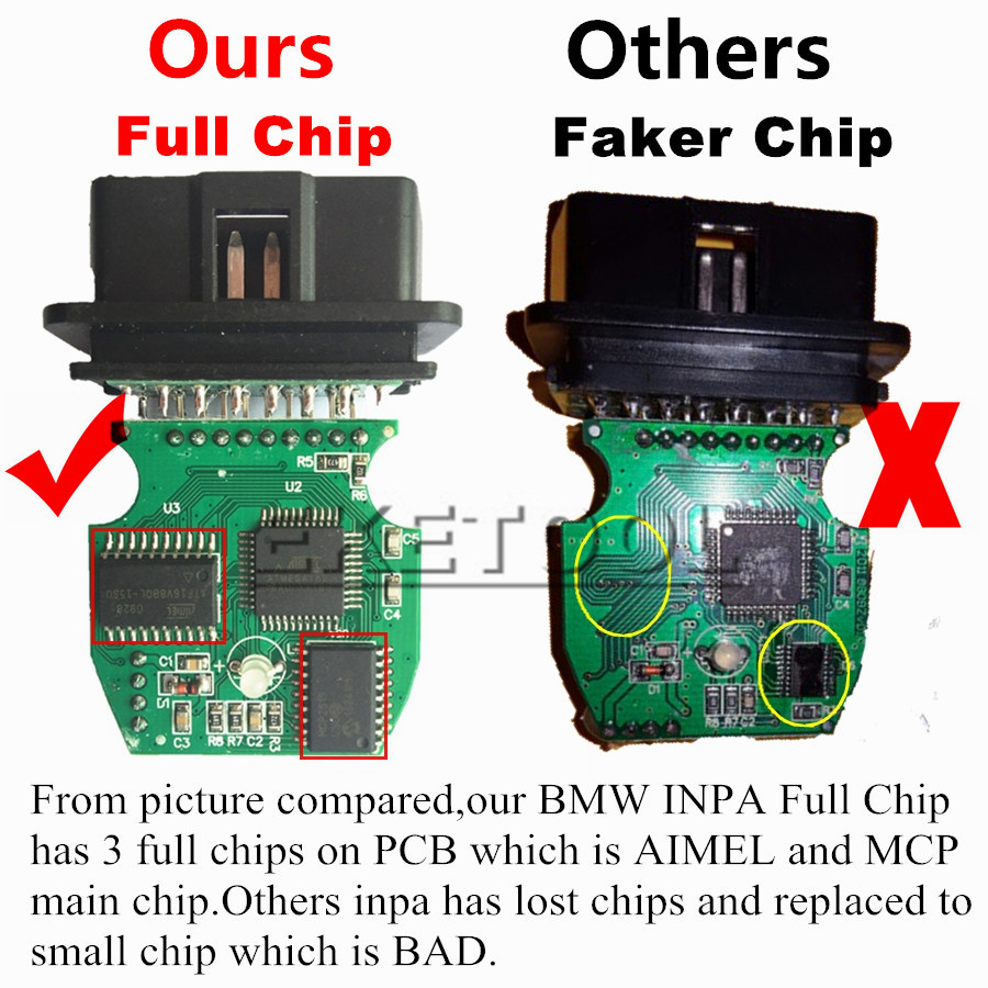 ftdi chip for bmw inpa