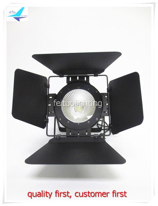 8pcs/lot Stage 150W COB Spot LED Par Light Sound Active Aluminium Lighting Warm White or Cool White Barn Door 150w Par Can COB