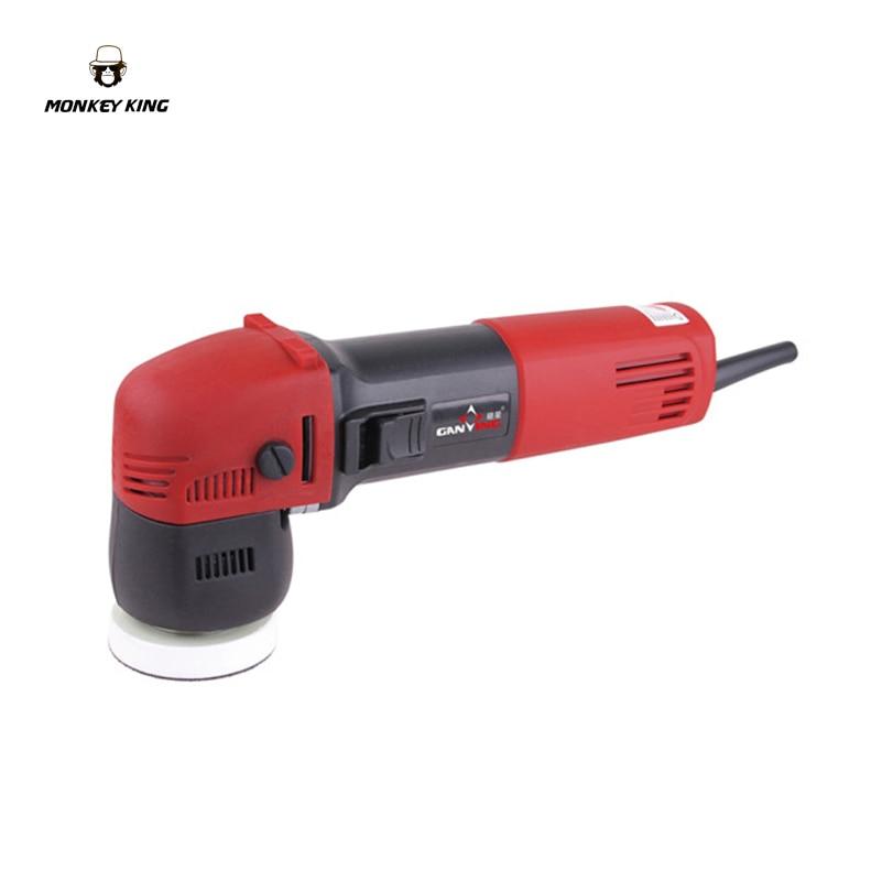 Jeter Fil 10mm 780 w 3 pouce mini double action DA polisseuse à vitesse variable pour la zone étanche