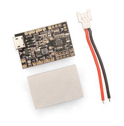 Sp racing f3 evo v2.0 escova placa de controle de vôo para minúsculo 90mm 120mm 125mm fpv micro quadcopters melhor do que scisky 32bits