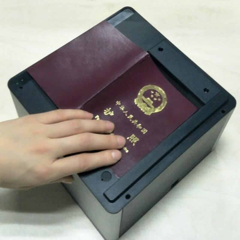 Cheap passport scanner