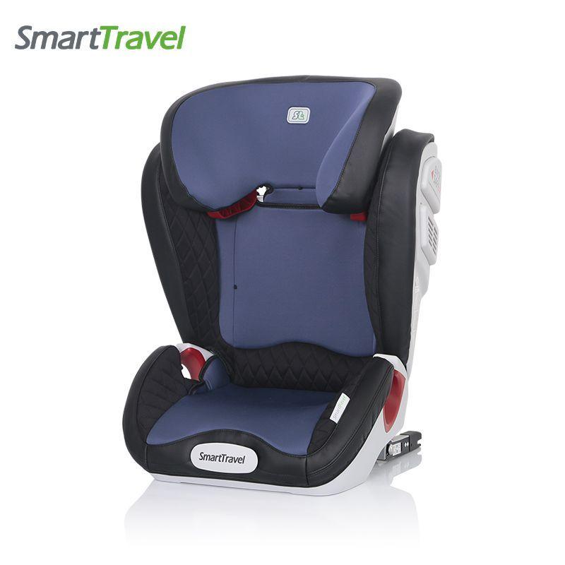"""Детское автокресло Smart Travel """"Expert FIX"""", 3-12 лет, 15-36 кг, группа 2/3"""