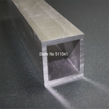 3 шт. Titanium трубы квадратного сечения Ранг 2 Gr.2 Gr2 titanium металла Trangle Углу БЕСШОВНЫЕ трубы, бесплатная доставка