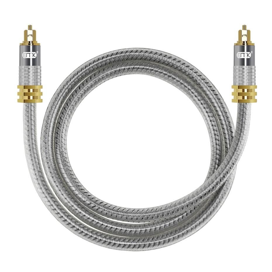 12 Top Grade OD8.0mm Spdif Optical Cable Gold Connector Digital Fiber Optical Toslink Audio cable 1m 1.5m 2m 3m 5m (5)