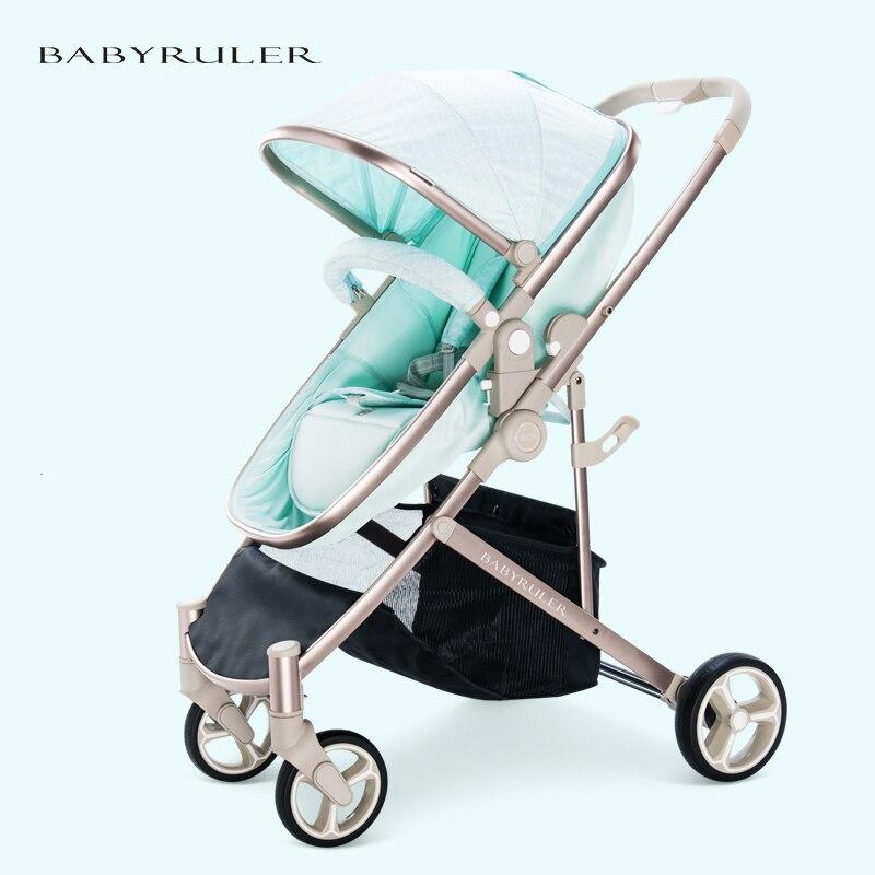 Babyruler baby stroller portable ultra-light folding baby mini umbrella carriage ideal lux настольная лампа ideal lux firenze tl1 big
