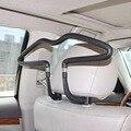1 pc Aço Inoxidável Assento de Carro Auto Cabide Headrest Roupas Casacos Ternos Titular Carro styling