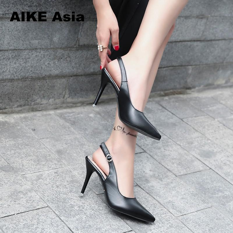 2018 New Fashion high heels Women Pumps Thin Heel Classic Wedding Shoes Sexy Prom Party Shoes sandals Casual Pointed Toe high heels women pointed toe pumps fashion glitter thin heel shoes woman sexy wedding party heeled footwear shoes size 34 47