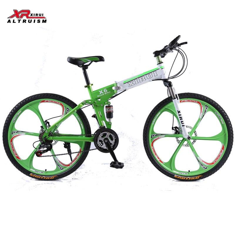 Aliexpress.com : Buy Folding bicycles 24 speed Mountain