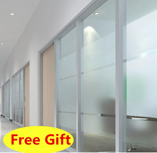45X200CM PVC Thickening Color Frosted Display Window Films For Bathroom Toilet Office Glass Scrub Opaque Wall Sticker Scrub G006