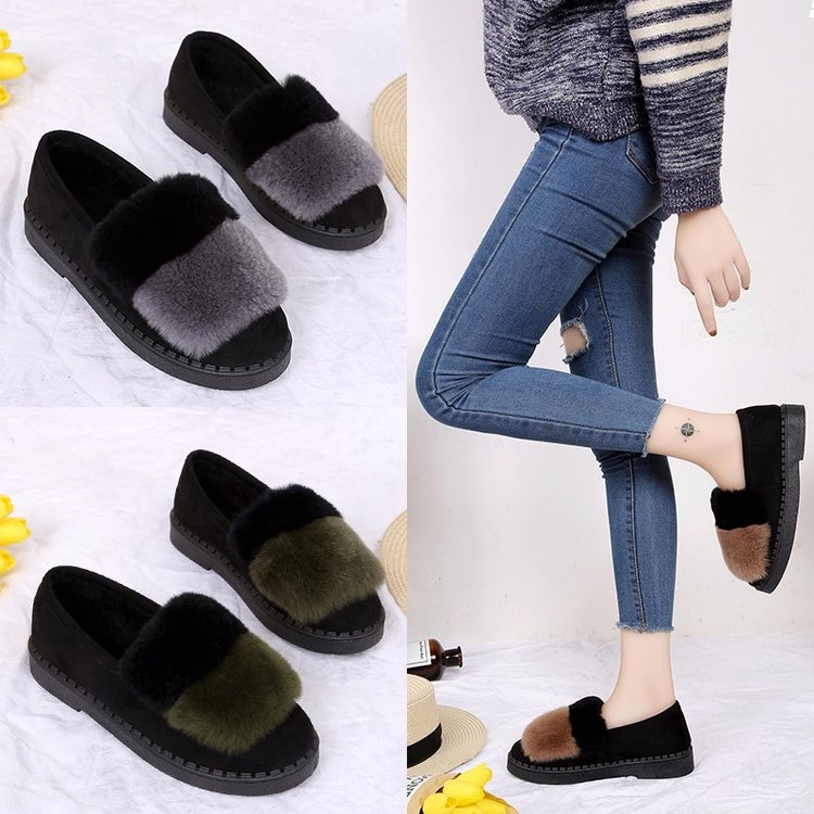 Brand Ksyoocur 2018 Spring New Ladies Flat Shoes Casual Women Shoes Comfortable Round Toe Flat Shoes 18-006 women s shoes 2017 summer new fashion footwear women s air network flat shoes breathable comfortable casual shoes jdt103
