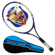 Wnnideo Tennis Racket ,Carbon Fiber Tennis Racquet,Including Tennis Cover,Stability is Better