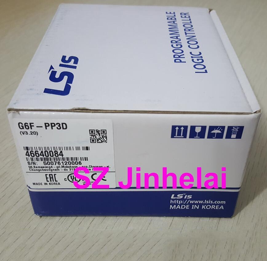 LS G6F-PP3D Authentic original PLC CONTROLLER бим и рыжова л первые шаги немецкий язык 4 кл учебник ч 2