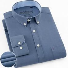 Men Shirt Long Sleeve Regular Fit Men Pl
