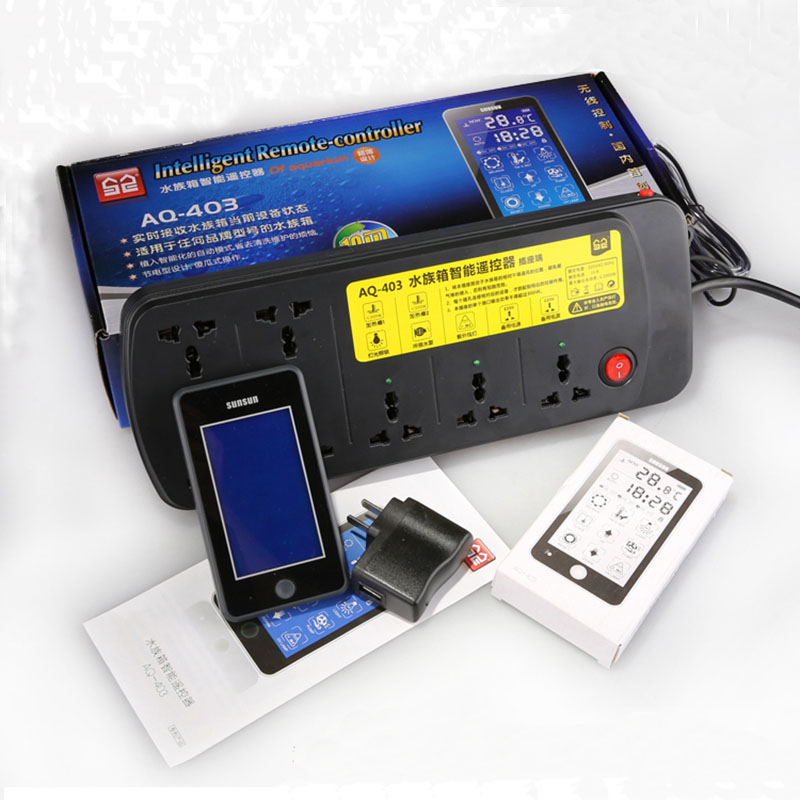 Aquarium Controller 10 Steps With Pictures: Aquarium Remote Wireless Contoller 10m With Touch Screen