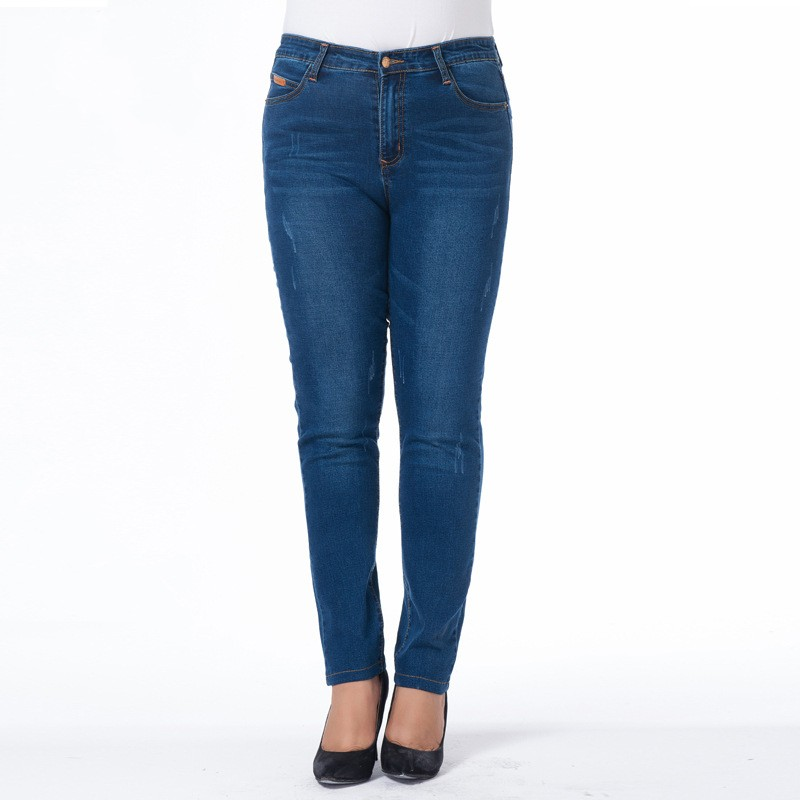 New fashion spring autumn women jeans 1