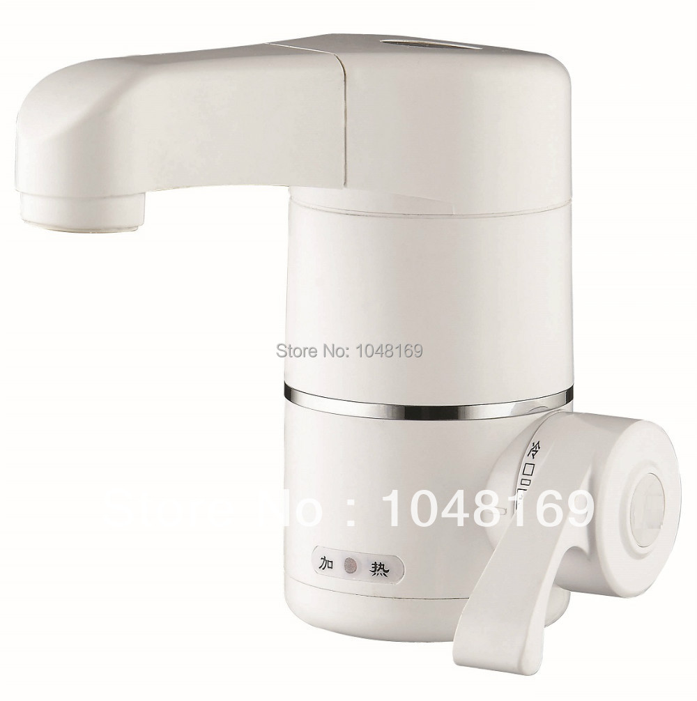 Electric hot water heater installation cost - Instant Hot Water Tap Electric Tankless Heater Bedroom Kitchen Basin Sink Use Faucet Tap Undersink Desk