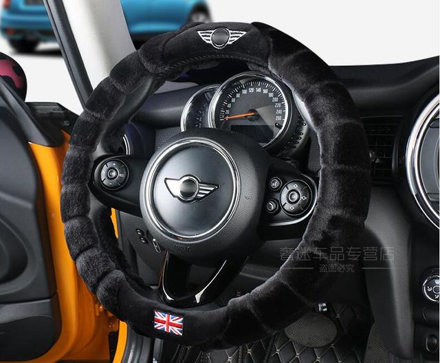 Brand New Fashion Warm Keeping Steering Wheel Cover Style Mini