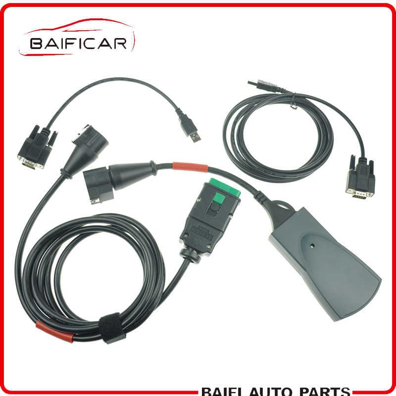 Baificar Echt Auto Diagnostische Scanner Lexia-3 PP2000 OBD PSA XS EVOL 9780. z5 Voor Citroen/Peugeot Ondersteuning Nieuwe Diagbox 7.83