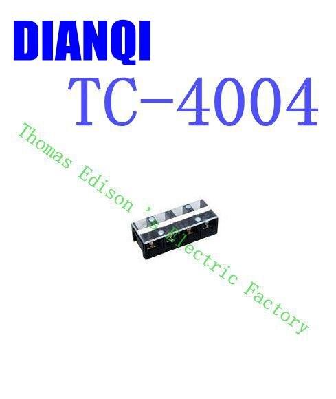 ФОТО TC-4004 Fixed High Current Terminal Terminal Connector/Cable Connector/Wire Connector/Splice 10PCS/Pack