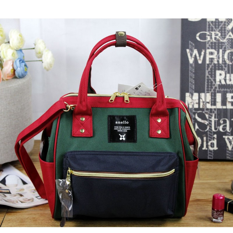 Japan brand multi-purpose oxford waterproof Women's handbag Female Messenger shoulder bag girl's Small Crossbody Bags(China)