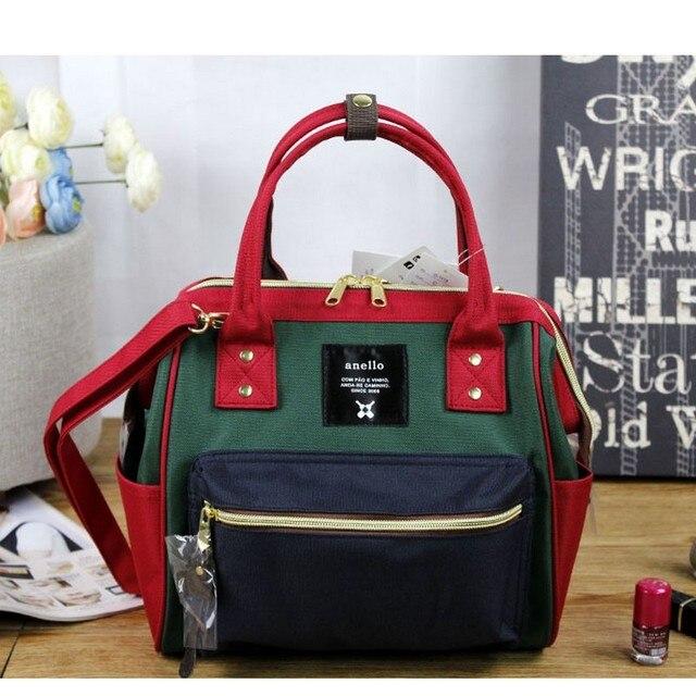 ce5c3c77c8e6 multi-purpose Japan ring style oxford waterproof handbag women s shoulderbag  girls shopping couples bag