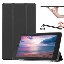 Slim Magnetic Folding Case For Lenovo Tab E8 TB-8304F Stand Tablet Shockproof PU Leather Cover For Lenovo Tab E8 8 inch Case цена