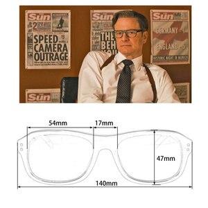 Image 5 - Kingsman 黄金サークル眼鏡フレーム反射防止レンズコンピュータメガネ