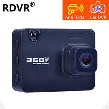 RDVR 2019 Smart Radar Detectors HD Car DVR Dash Cam 2 In 1 Video Recorder Dashcam AntiRadar video registar Russian and English