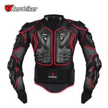 HEROBIKER Motorcycle Full Body Armor Jacket Motorcycle Armor spine chest protection gear Motorcycle Protection Motocross Armor