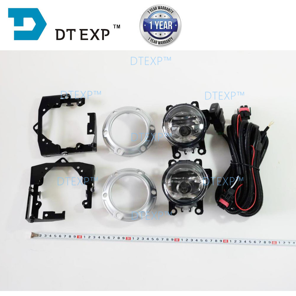 2007 2009 airtrek fog lamp set outlander fog lamp with wire and switch all other parts available