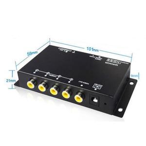 Image 3 - Koorinwoo Panoramisch Systeem Dvr Box 4 Kanalen Beschikbaar Voor Auto Achteruitrijcamera Video Front Side Rear Camera Parkeerhulp