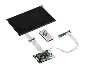 Heyman 10.1 EJ101IA-01G wyświetlacz lcd hd ekran o wysokiej rozdzielczości monitora zdalnego sterownik płyta sterowania 2AV hdmi vga