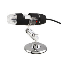 2MP 1000X USB Digital Microscope Endoscope Zoom Camera Magnifier Stand Device