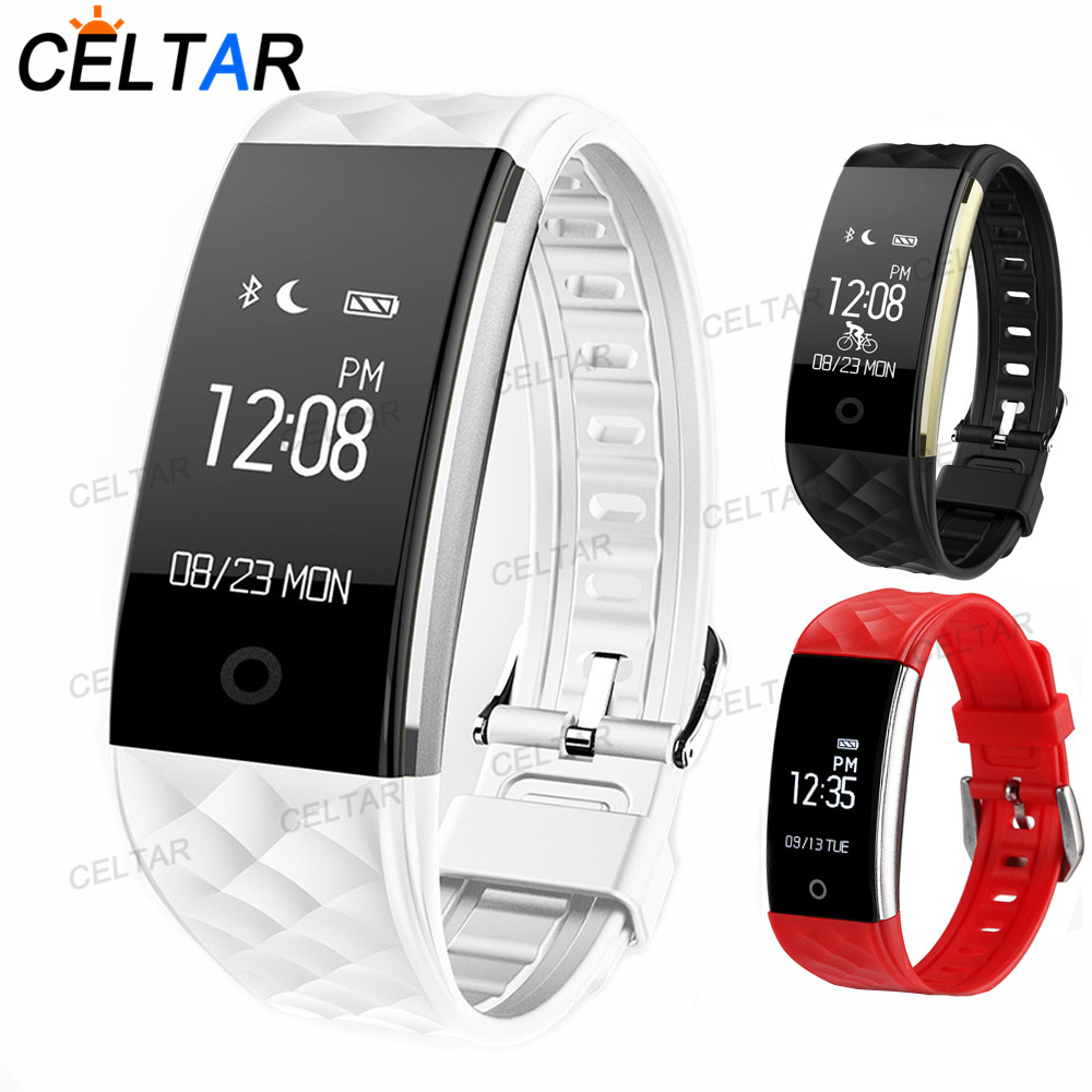 Smartband Bluetooth Wristband Smart Band Heart Rate Monitor IP67 Waterproof Bracelet For Android IOS Phone Activity