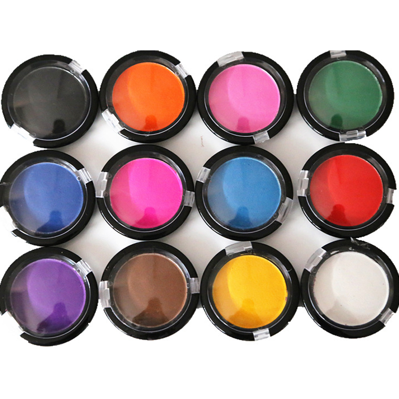 12colorsset temporary hair chalk dye crayons hair soft pastel disposable show party haircare powder hair color pen crazy - Hair Color Pen
