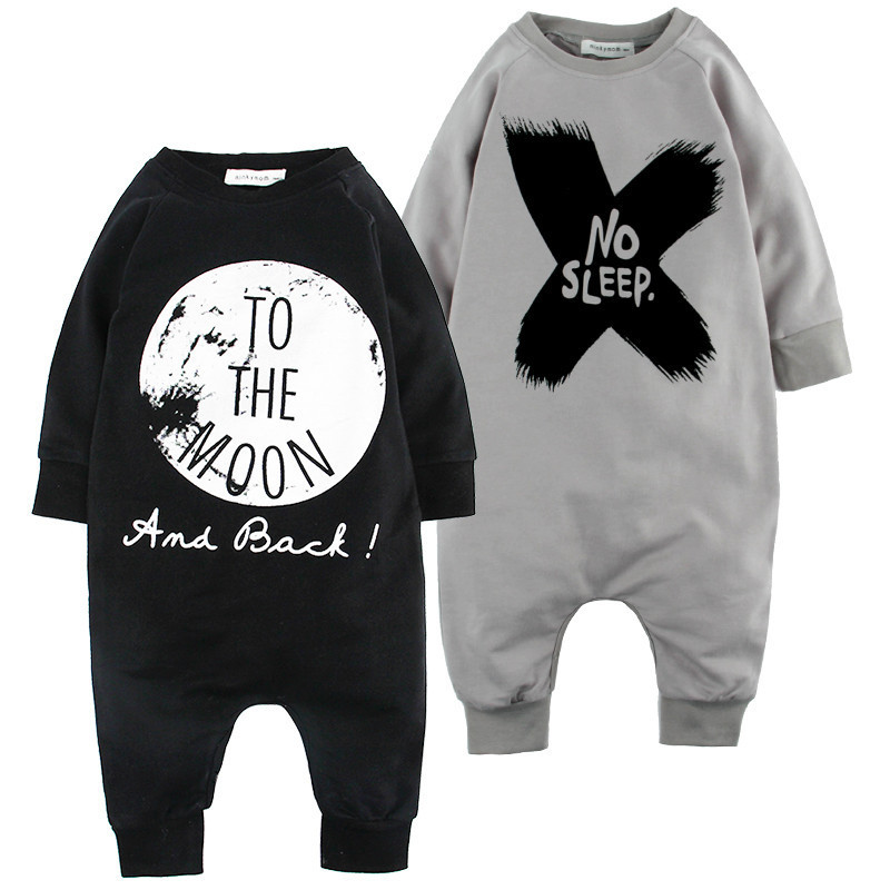 Baby Romper 2017 Spring Baby Boy Clothing Sets Roupas Bebe Infant Jumpsuits Long Sleeve Baby Girl Clothing Newborn Baby Clothes baby rompers halloween baby girl clothes spring newborn baby clothes cotton baby boy clothing roupas bebe infant jumpsuits