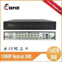 KEEPER 16CH 1080 P DVR Главная Рекордер AHD DVR Поддержка 2 SATA HDD 3 Г Wi-Fi AHD DVR 16-КАНАЛЬНЫЙ Гибридный ВИДЕОРЕГИСТРАТОР Dvr ONVIF 16-КАНАЛЬНЫЙ AVR