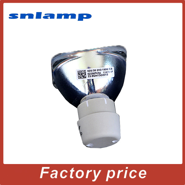 100% Original Bare Osram Projector lamp  SP.8JA01GC01   P-VIP 230/0.8 E20.8   for  EW605ST EW610ST EX605ST EX610ST osram p vip 230 0 8 e20 8 projector lamp bulb 230w 100% original