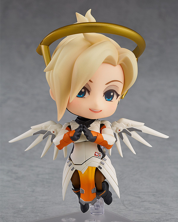 OW Figure Over game DVA Windowmaker Mercy PVC Action Figure Collection Model Kids Toy Miniature Figurine