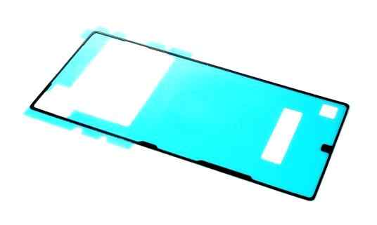 Yeni orijinal ekran yapışkan bant Sony Xperia Z5 premium E6853 E6883 arka cam konut su geçirmez tutkal SONY Z5 premium